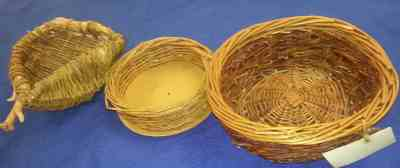 One Day Beginners Basketry