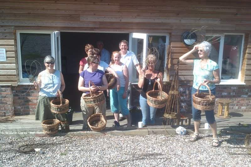 Beginners Basketry Course – 22nd & 23rd July 2017